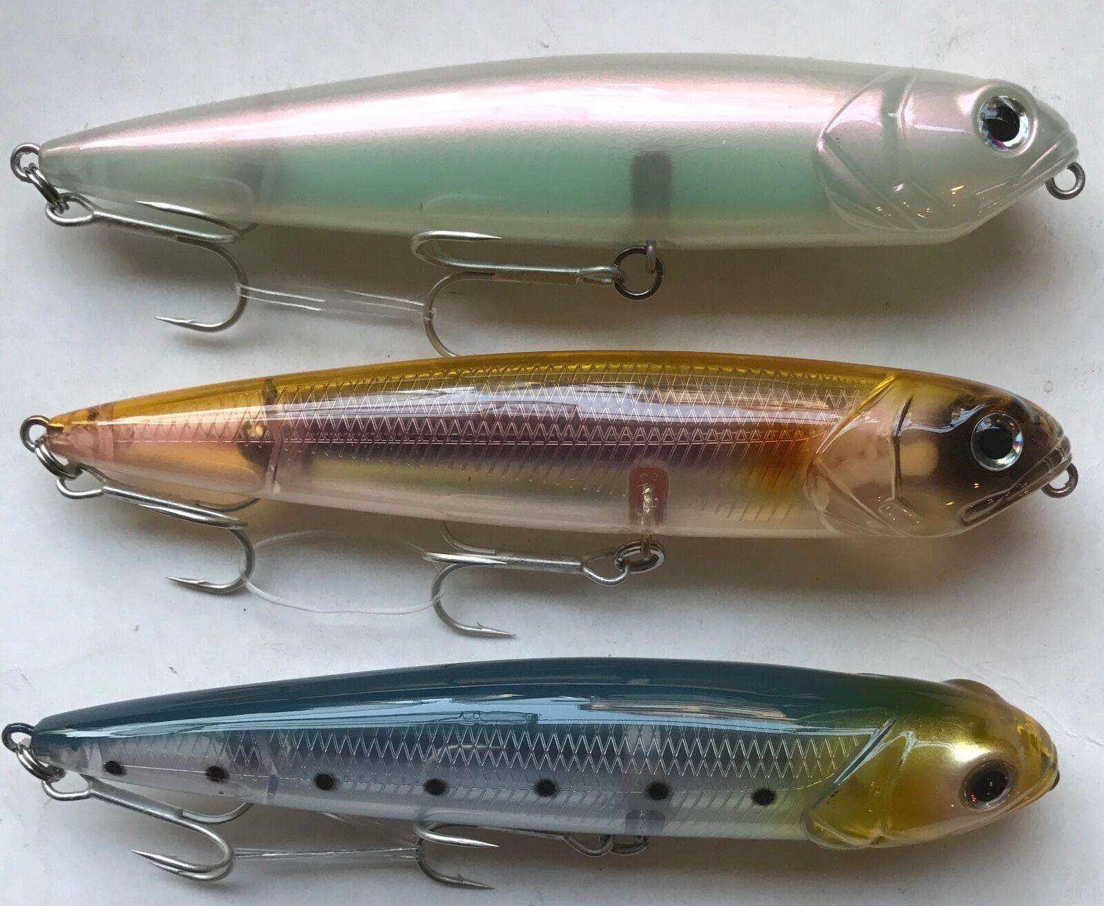 HTO Climax 113mm 16.2g Fishing Lure Plug
