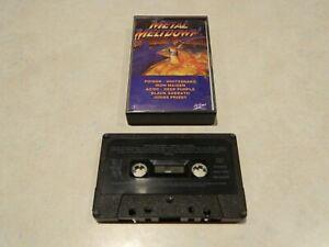 Various-Artists-Metal-Meltdown-Cassette-Includes-AC-DC-Black-Sabbath