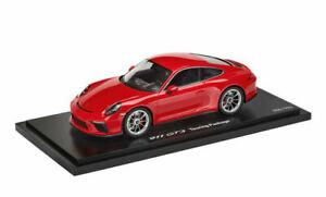 Porsche 911 991 gt2 RS gris Grey 1:18 wap0211510j Spark