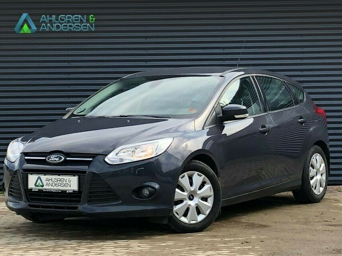 Ford Focus 1,6 TDCi 115 Trend 5d