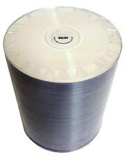 100 JVC Taiyo Yuden ValueL DVD-R DVR 8X 4.7GB White Inkjet Printable Media Disc