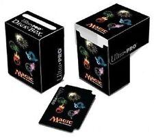 Ultra Pro TOP LOAD DECK BOX Magic MTG Mana Symbol Series 4 TOP LOAD 86166