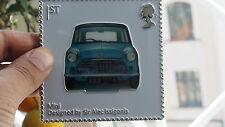 Classic mini badge new bmw mini badge grille badge emblem -