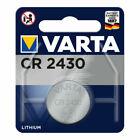 VERTA CR2430 3V Pile Bouton Lithium