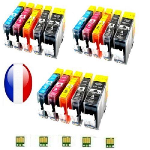 Los cartuchos de tinta Compatible Canon Pixma PGI550//CLI551 PGI525//CLI526 PGI520
