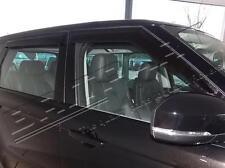 RANGE ROVER SPORT L494 2014 ONWARDS WIND DEFLECTOR KIT SET 4 PIECES DA6107 NEW