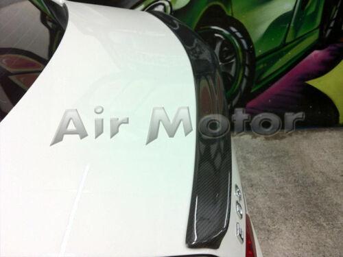 Carbon Fiber Benz W212 E250 E350 Sedan OE Rear Roof /& E63AMG Trunk Spoiler 10-14