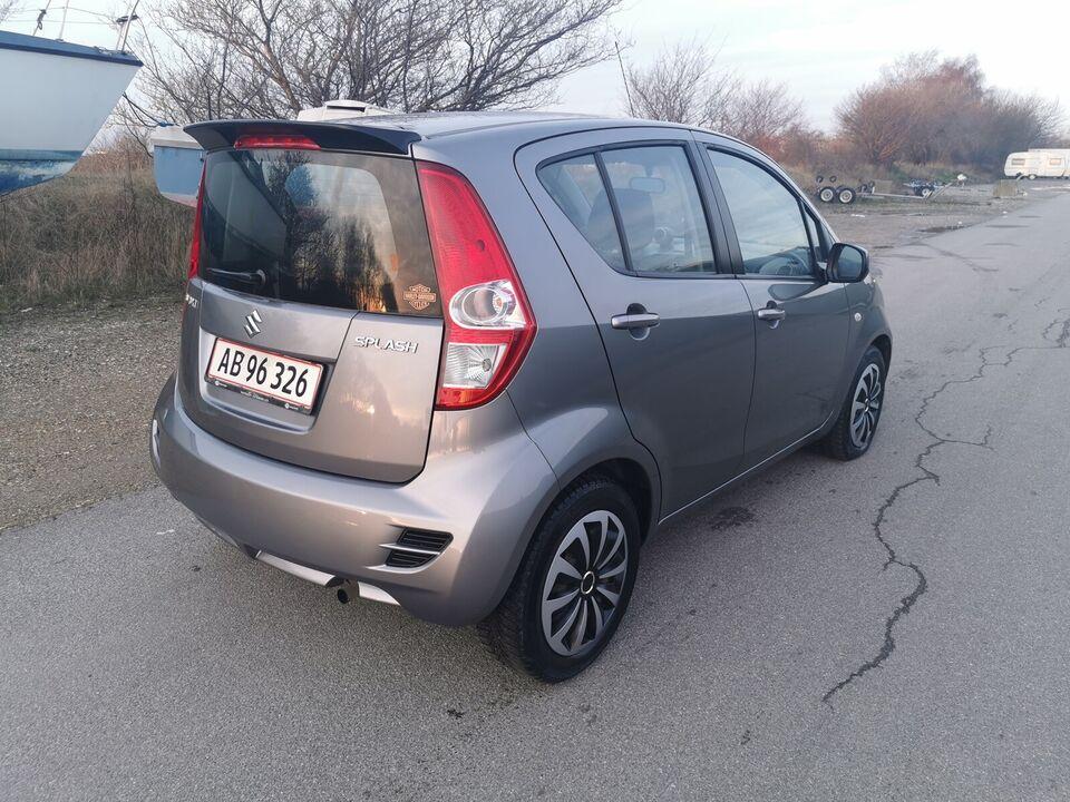 Suzuki Splash, 1,2 GLX ECO+, Benzin