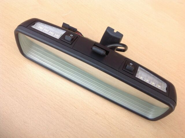 LED UNDER LIGHTS 300000264 GENUINE MG MGF TF MGTF LE500 REAR VIEW MIRROR UNIT
