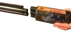 Details about 12g Gun Cleaning Borehog - For NO mess cleaning of your  shotgun barrels