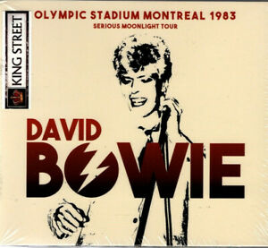David-Bowie-Olympic-Stadium-Montreal-1983-2018-2CD-Limited-Numbered-NEW