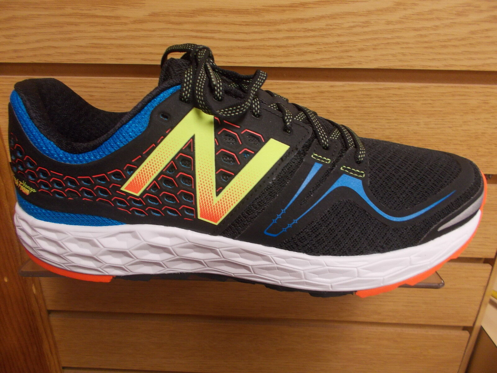 NEW BALANCE MEN'S VONGO RUNNING SHOES WIDE 2E WIDTH  NEW MULTIPLE SIZES