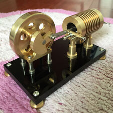 Powerful Fire Eater Stirling Engine Flame Licker Engine Fire Suction Engine