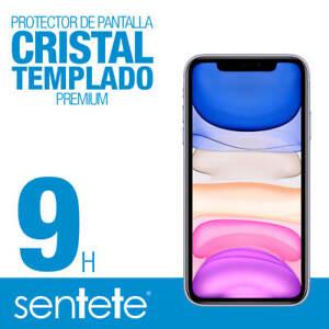 Sentete® iPhone 11 Protector de Pantalla de Cristal Templado PREMIUM