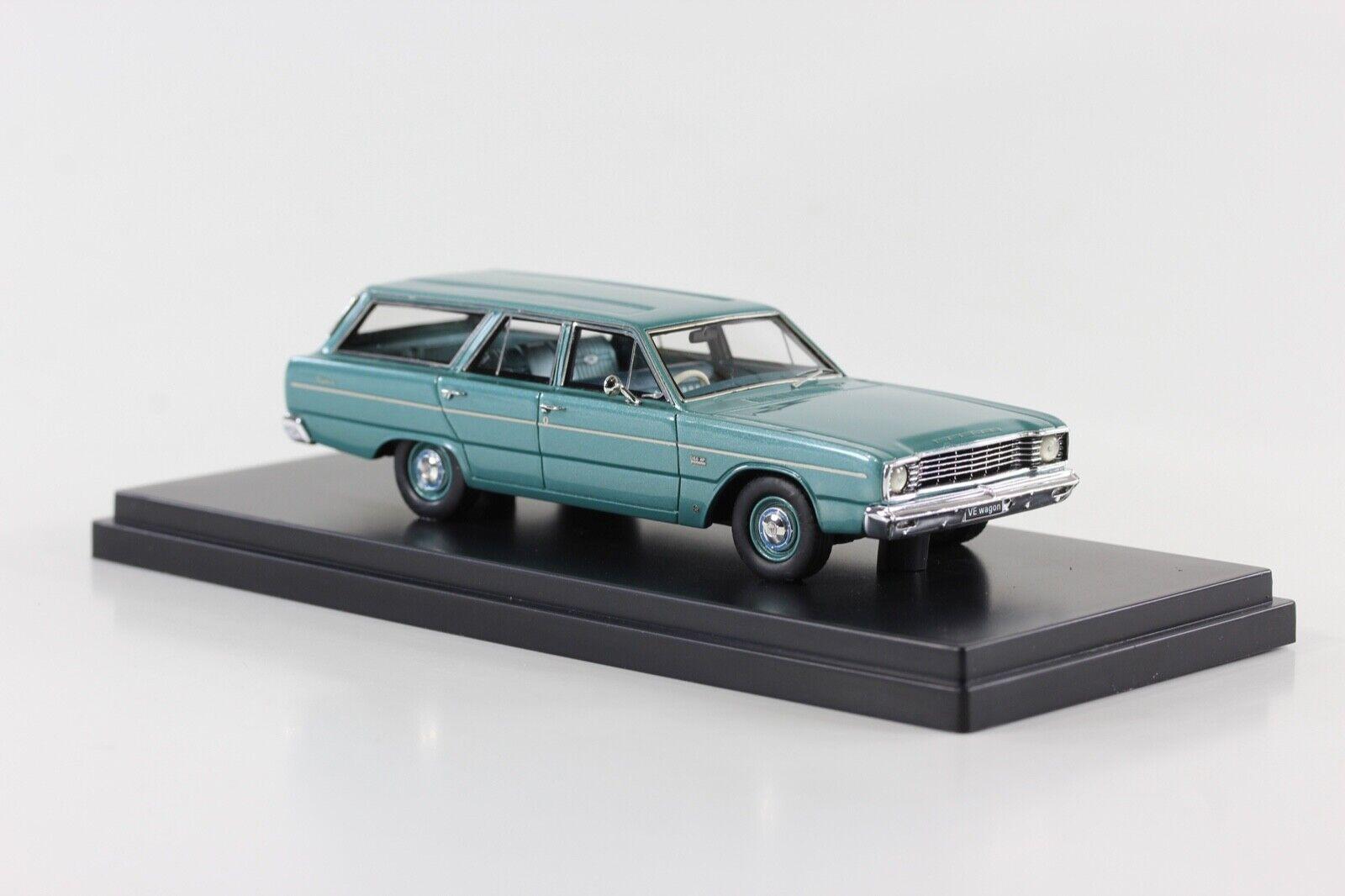 Chrysler VE Valiant Safari Station Auto 1967 Trax Modells Australien TRR57B