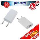 CARGADOR CORRIENTE USB RED DE PARED UNIVERSAL PARA SONY PSP BLANCO 5V 1A