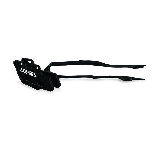 New Acerbis KXF 250//450 09-15 Chain Slider /& Guide Block Black Motocross