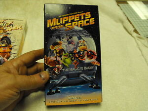 Muppets from Space (VHS, 1999, 43396042520 | eBay The Muppet Movie Vhs 1999