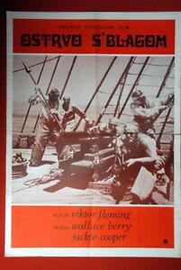 TREASURE-ISLAND-VICTOR-FLEMING-1934-EXYU-MOVIE-POSTER