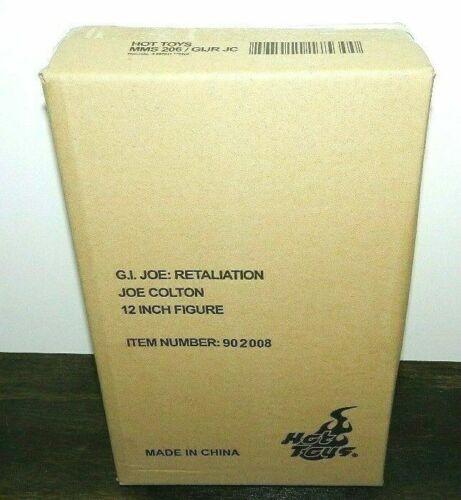 Willis HOT TOYS G.I Joe Joe Colton Figure scellé dans Chargeur Nouveau MMS206 1//6 B