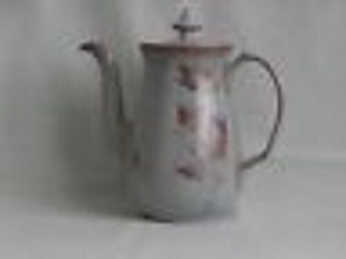 TWILIGHT TWILIGHT TWILIGHT BY DENBY  COFFEE POT TALL - NEW 036266