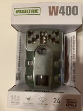 Game MCG-13483 Moultrie W400 24MP Infrared Hunting Trail Camera For Deer