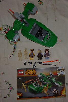 LEGO Star Wars 75091 FLASH SPEEDER NISB