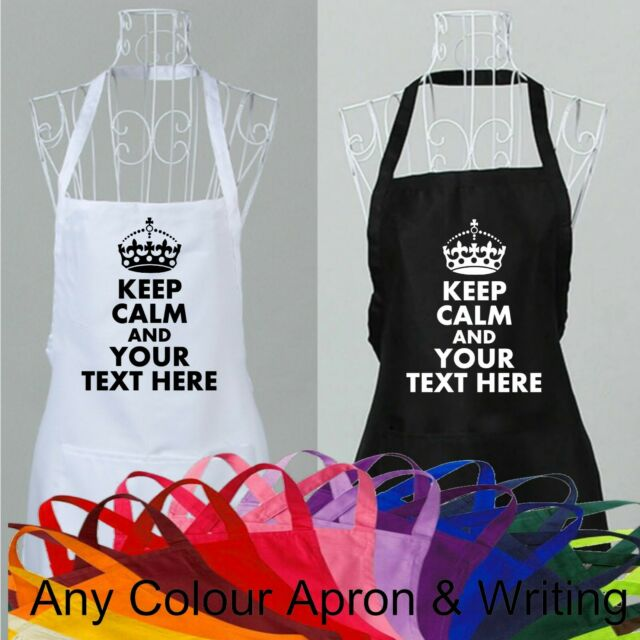 Personalised Curry Chefs Apron Fun Chefs Apron Cooks Novelty Personalised Apron