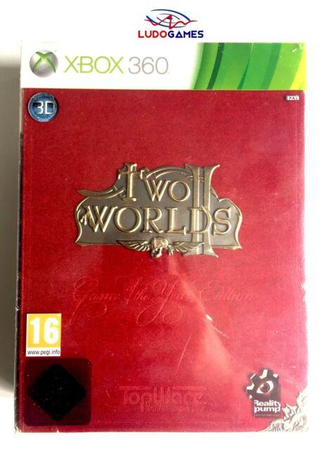 Two Worlds 2 Juego Año Xbox 360 Nuevo Precintado Retro Sealed Brand New PAL/EUR