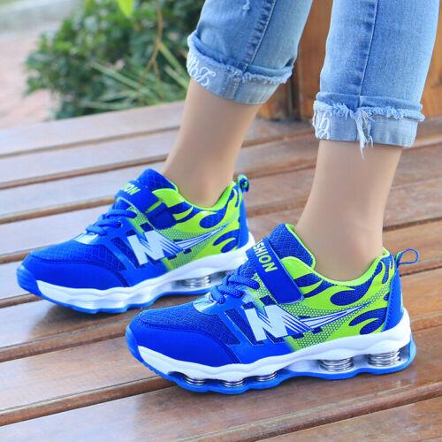 Kinder Sportschuhe Sneaker Atmungsaktiv Mädchenschuhe Jungen Schuhe Laufschuhe