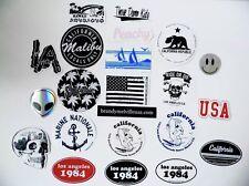 Brandy Melville Instagram Model deco Sticker set of 15, Perfect Art For Walls!