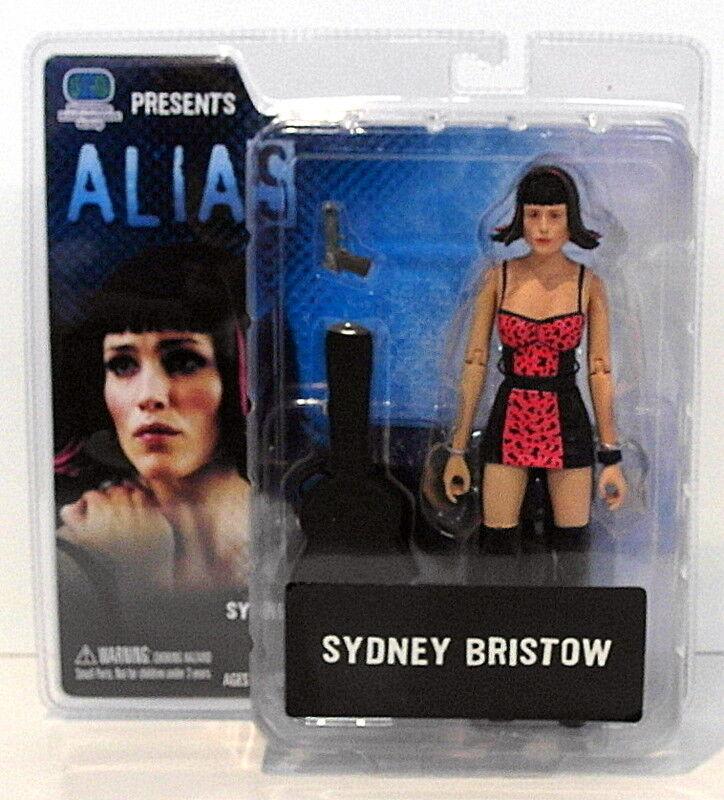 Stevenson - entertainment - gruppe 6  - figur 00741 sydney bristow in rave - alias