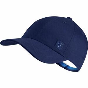 NIKE-Tennis-Hat-Cap-RF-Roger-Federer-Aerobill-H86-Essential-Unisex-AQ9094-478