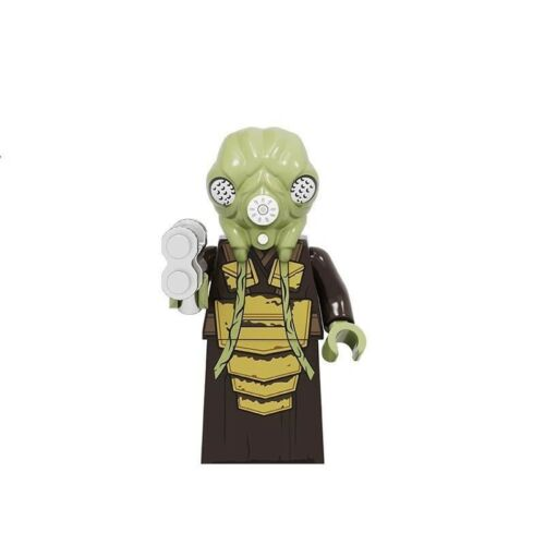 STAR WARS COMPATIBILE LEGO MINIFIGURES ZUCKUSS CUSTOM