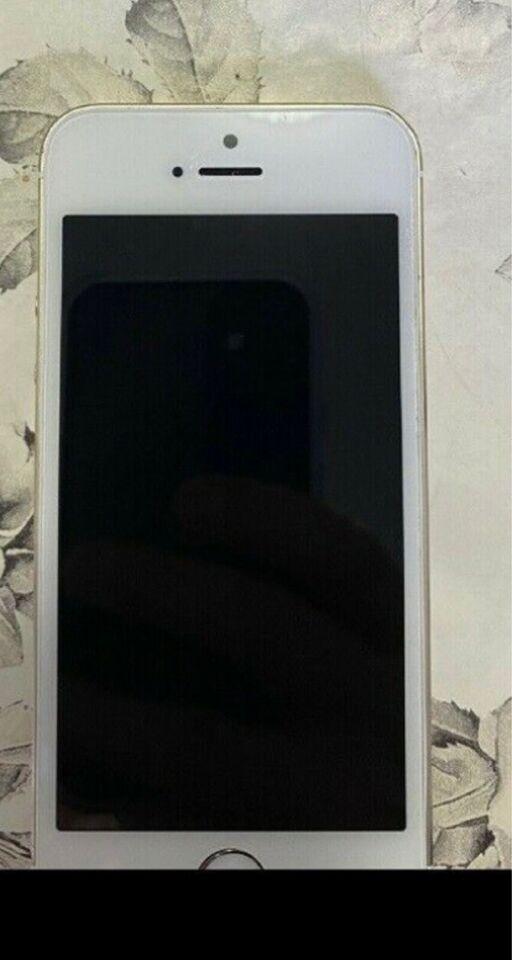 iPhone 5S, 16 GB, guld