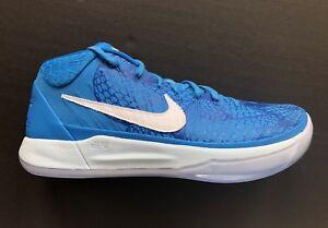 2a578af1c3372 Nike Kobe A.D. PE DeMar DeRozan Blue Basketball Shoes AQ2721-900 ...