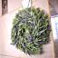 Lavender-Wreath-Simulation-Plant-Fresh-Flower-European-Style-Wedding-Home-Decor thumbnail 2