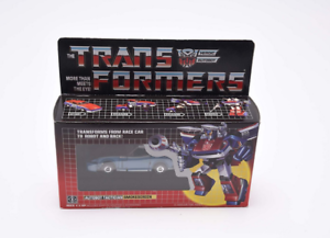 HOT Transformers G1 SMOKESCREEN Reissue Action Figure Chrismas Gift TOY NEW