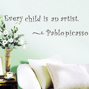 Image Is Loading Kids Nursery Childrens Bedroom Quote Uk Wall Stickers