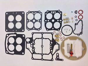 Carter WCFB 4 BBL Carburetor Kit 1954-1956 Buick 50-100 2082S 2197S 2347S 2358S