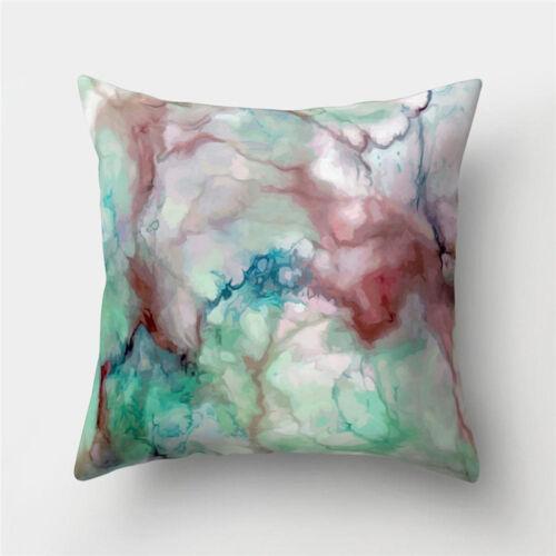 Fashion Geometric Waist Throw Pillow Case Cushion Cover Home Decoration Home