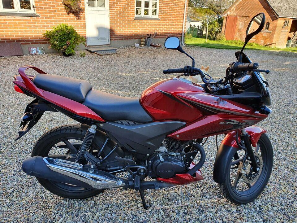 Honda, Honda CBF125, 125 ccm