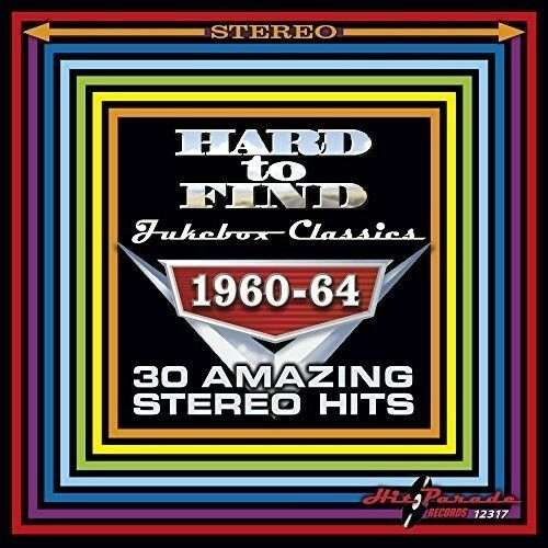 Various Artists - Hard to Find Jukebox Classics 1960-64 [New CD]