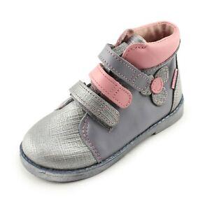 Mazurek Girls High Top Orthopedic Shoes