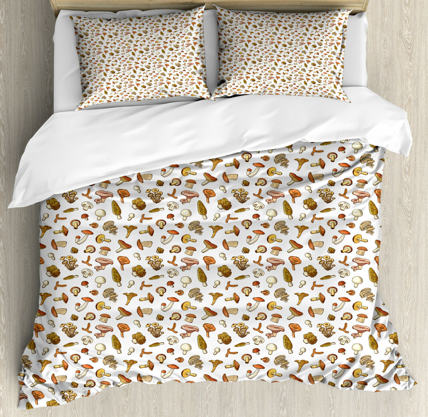 Duvet Cover Set Queen Size with 2 Pillow Shams