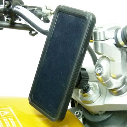 13.3-14.7mm Stem Mount & Tigra Fitclic Neo Dry Case For Samsung Galaxy S10 Plus