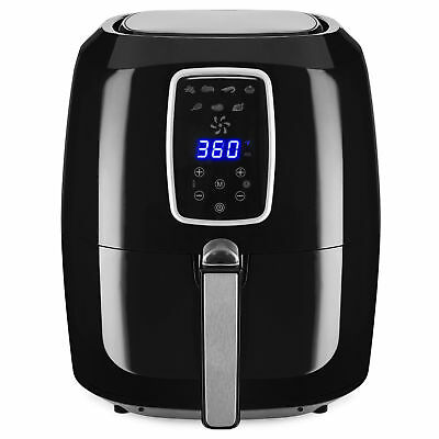 BCP 5.5qt 7-in-1 Digital Non-Stick Air Fryer w/ LCD Screen, Timer