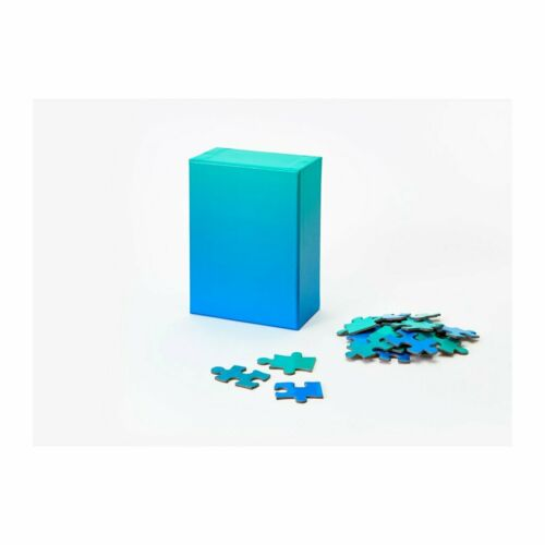 Blue//Green Gradient Puzzle Small