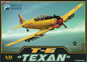 2019 Hot Sale Kitty Hawk 1 32 KH32002 T-6 Texan Model Kit