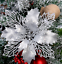 Glitter-Xmas-Hollow-Flower-Christmas-Tree-Hanging-Ornament-Party-Home-Decor thumbnail 14